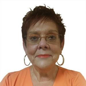 Linda on white bg