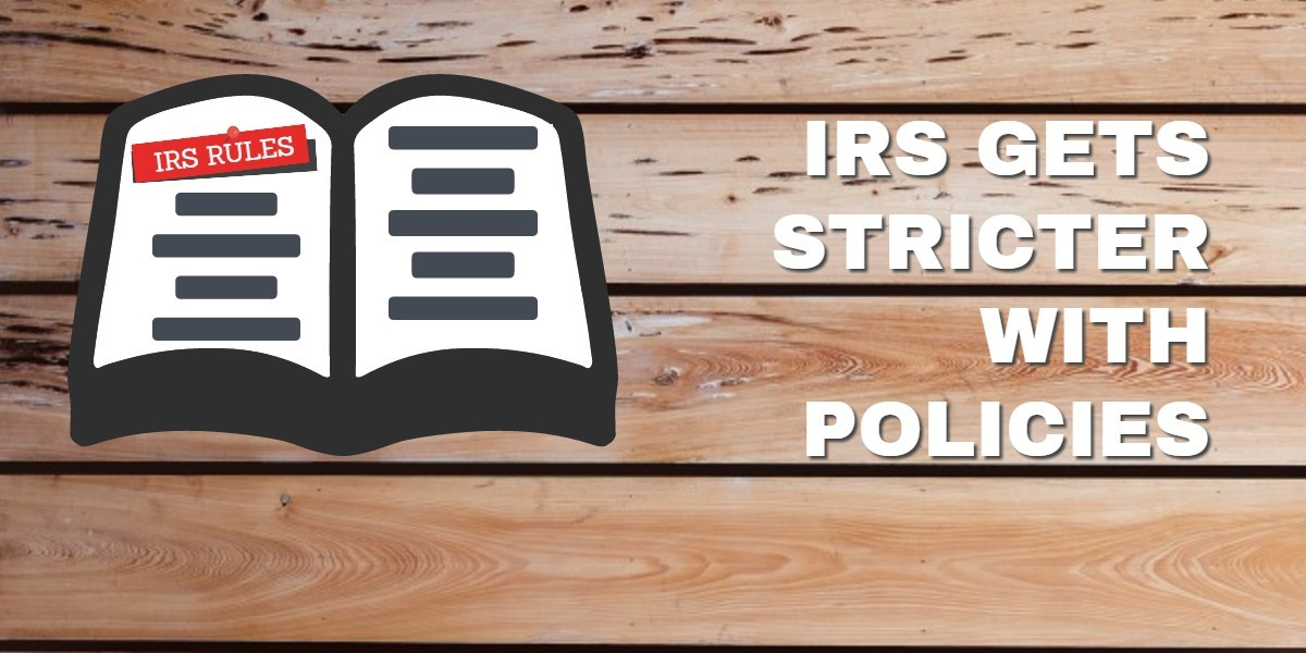New Rules Imposed By Irs Make Transactions More Precarious Next