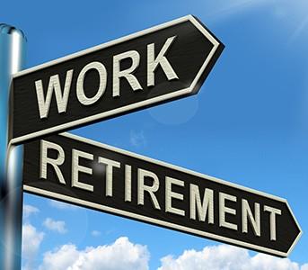 work-retirement
