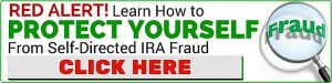 self-directed ira fraud whitepaper banner 600 x 150 w border