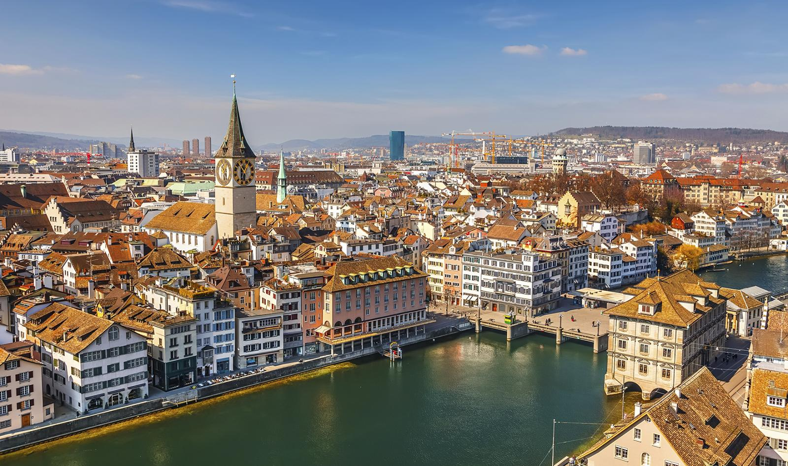 Retirement Around The World – Switzerland | Next Generation