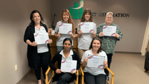 CEO Jaime Raskulinecz and Five Staff Members of Next Generation Services are Now Certified as Self-Directed IRA Professionals
